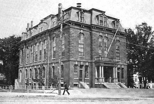 Aptel Research Lexington Public Library 1899