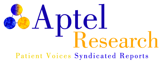 aptel research patient voices syndicated reports logo