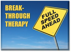 FDA-Breakthrough-Therapy-Commentary