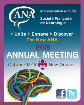 Aptel Research America Neurological Association Conference 2013 New Orleans